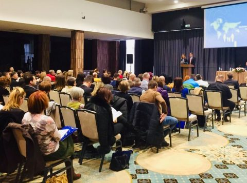 "Konferencija ""Multidisciplinarni pristup prevenciji i borbi protiv nasilja u porodici"""