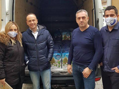 Lejla Hajrović osigurala paketiće za djecu naših korisnika